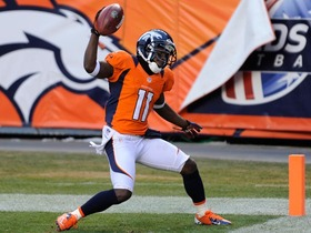 Video - Denver Broncos return specialist Trindon Holliday highlights