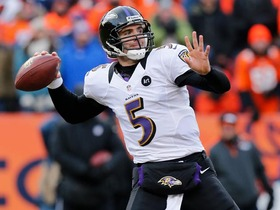 Video - Baltimore Ravens quarterback Joe Flacco highlights