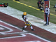 Watch: Harris 18-yard touchdown