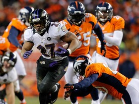 Video - Ravens vs. Broncos highlights