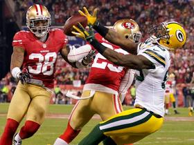Video - Green Bay packers wide receiver James Jones 20-yard touchdown