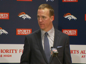 Video - Peyton Manning reflects on loss vs. Ravens