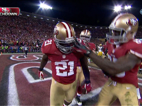 Video - San Francisco 49ers running back Gore 2-yard TD