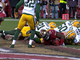 Watch: Dixon 2-yard touchdown
