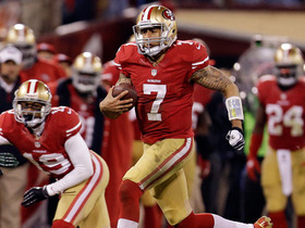 Video - Colin Kaepernick highlights