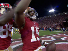 Video - Michael Crabtree highlights