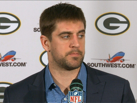Video - Green Bay Packers quarterback Aaron Rodgers: 'It's pretty frustrating'
