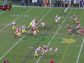 Watch: QB Rodgers to WR Jones, 44-yd, pass