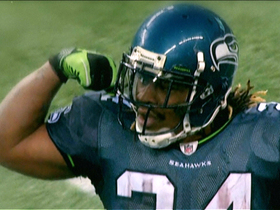 Video - R and R: Marshawn Lynch expanding versatility