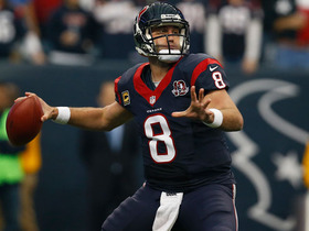 Video - Are Houston Texans confident with Houston Texans quarterback Matt Schaub leading the way?