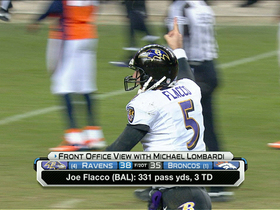 Video - Has Baltimore Ravens quarterback Joe Flacco finally proved his worth?