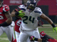 Watch: Falcons recover Lynch fumble