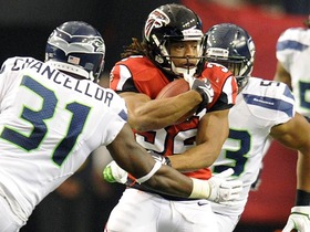 Video - Divisional Can't-Miss Play: Atlanta Falcons running back Jacquizz Rodgers 45-yard run