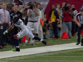 Video - Seattle Seahawks Safety Earl Thomas intercepts Atlanta Falcons quarterback Matt Ryan