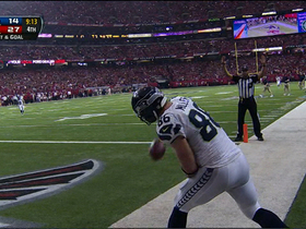 Video - 2012 Divisional Playoffs: Zach Miller highlights