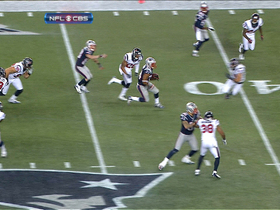 Video - New England Patriots running back Shane Vereen 22-yard run
