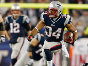 Video - New England Patriots running back Shane Vereen 8-yard TD catch