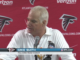 Video - 2012 Divisional Playoffs: Atlanta Falcons postgame press conference