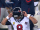 Watch: Schaub picked off
