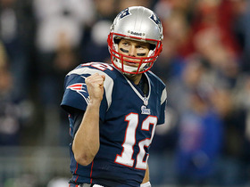 Video - 2012 Divisional Playoffs: New England Patriots quarterback Tom Brady highlights