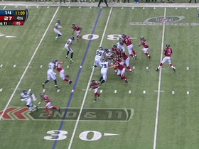 Watch: Seahawks defense, INT