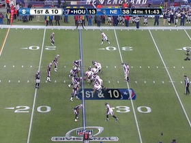 Watch: QB Schaub to WR Posey, 25-yd, pass, TD