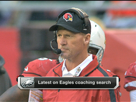 Video - Philadelphia Eagles' search continues
