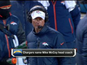 Video - Head Coach Mike McCoy will fit offense to San Diego Chargers