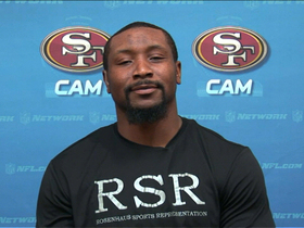Video - San Francisco 49ers linebacker NaVorro Bowman on quarterback Colin Kaepernick: 'It's working out for us now.'