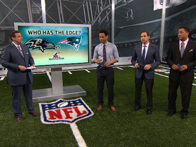 Watch: Who has the edge: Ravens vs. Patriots