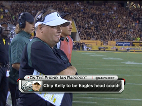 Video - Chip Kelly named Philadelphia Eagles head coach