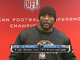 Watch: Lewis talks AFC Championship Game