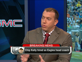 Video - Heath Evans on Philadelphia Eagles head coach Chip Kelly hiring: 'I have some concerns'