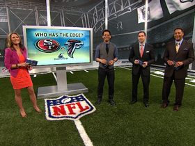 Watch: Who has the edge: 49ers vs. Falcons