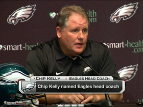 Video - Chip Kelly on what's next for the Philadelphia Eagles' QB position