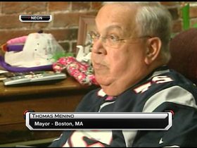 Video - Menino, the mumblin' mayor