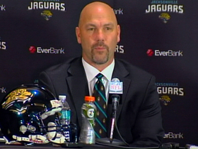 Video - Gus Bradley vows to 'bring some enthusiasm to Jacksonville'