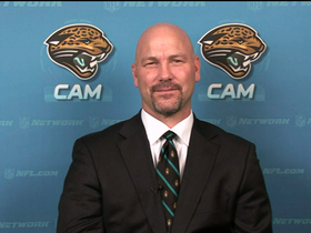 Video - Jacksonville Jaguars head coach Gus Bradley: 'There's something special about Jacksonville'