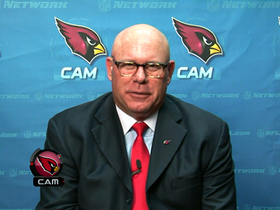 Video - Bruce Arians: 'I couldn't be happier right now'