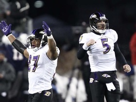 Video - More important to Ravens offense: Baltimore Ravens running back Ray Rice or Baltimore Ravens quarterback Joe Flacco?
