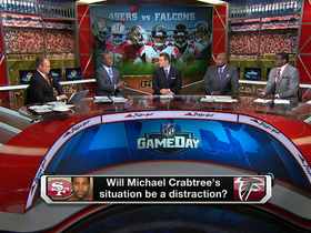 Video - Will San Francisco 49ers wide receiver Michael Crabtree be a distraction?
