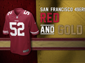Watch: Evolution of the 49ers colors