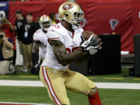 Video - San Francisco 49ers quarterback Colin Kaepernick to Vernon Davis 4-yard TD