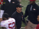 Watch: Harbaugh goes crazy after Douglas catch