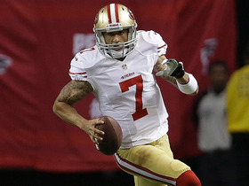 Video - NFC Championship: Colin Kaepernick highlights