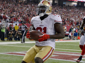 Video - NFC Championship: San Francisco 49ers running back Frank Gore highlights