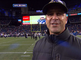 Video - John Harbaugh congratulates brother