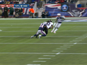 Video - Baltimore Ravens wide receiver Torrey Smith 25-yard reception