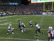 Watch: Brady runs into ref