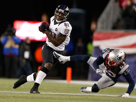 Video - Baltimore Ravens wide receiver Anquan Boldin makes leaping catch